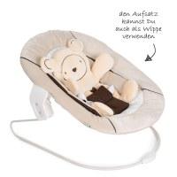 Hauck Hochstuhl Alpha Plus Holz Natur Newborn Set ...