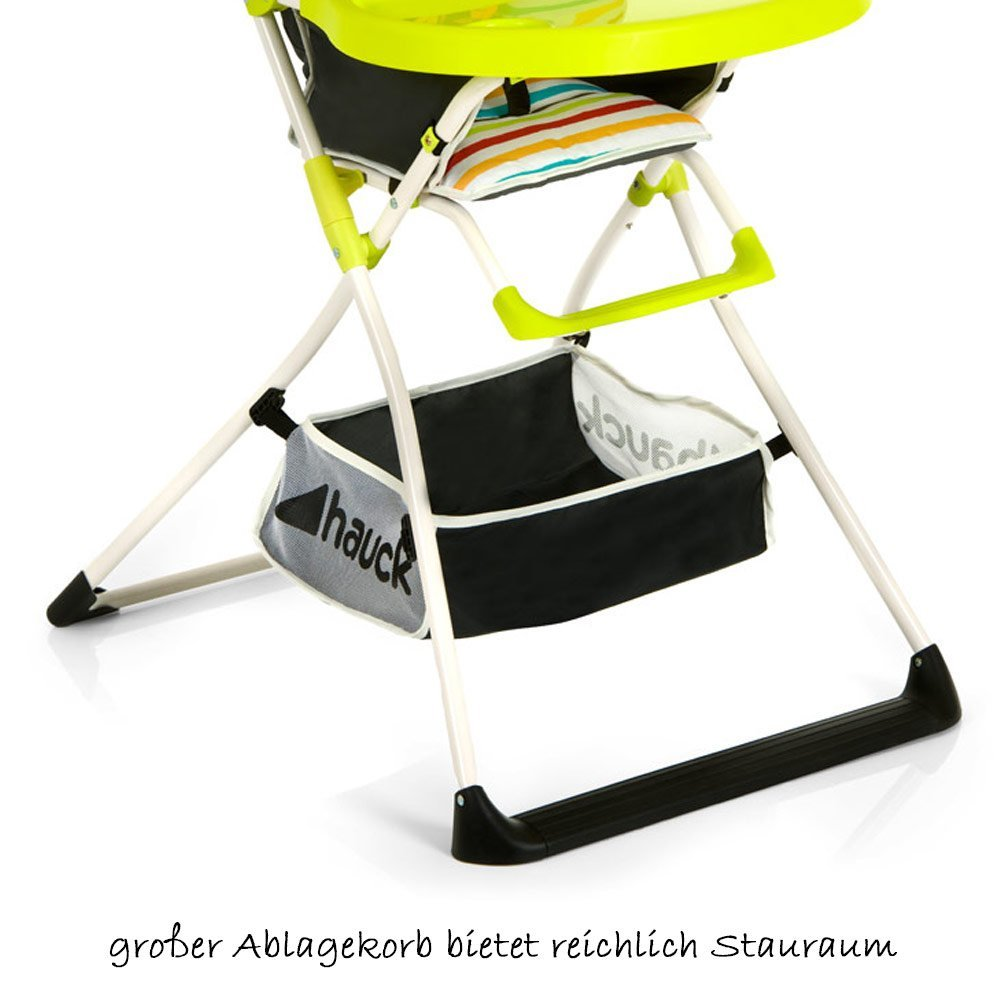 Hauck High Chair Hauck High Chair Mac Baby Deluxe Winnie Pooh Tidy Time