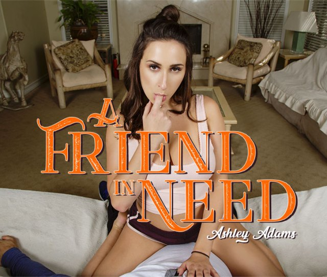 A Friend In Need Vr Porn Video