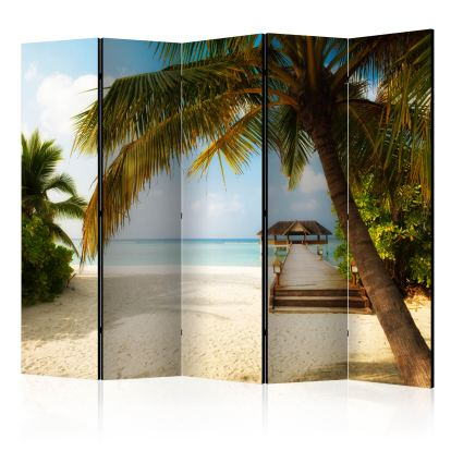 Updated on 10/6/2020 at 4:03 pm in most places, hitting the beach in the buff comes with su. Rumsavdelare Arkiio Paradise Beach Ii 225x172 Cm Hos Badshop Se
