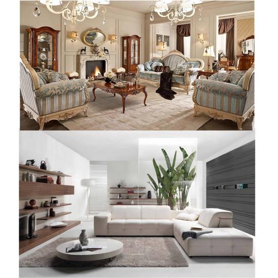 Scopri la selezione di mobili, accessori e decorazioni per la casa in stile classico ✓tutti i prodotti sono in. Arredamento Moderno O Classico