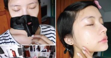 [面膜] 妝前打底,每天用都不會心痛的超平價好用面膜❤HANAKA 膜法花園植萃精華黑面膜