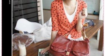 [穿搭] 好有質感的韓貨包包+飾品五樣分享