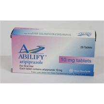 Abilify 10 mg | Aripiprazol - BRISTOL-MYERS SQUIBB
