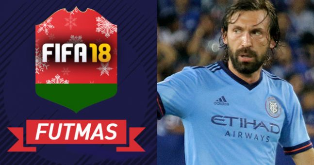 Andrea Pirlo's New FIFA 18 'End Of An Era' Card Is Absolutely Majestic   Balls.ie