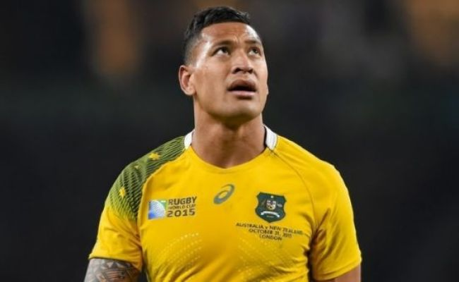 No Way Back For Folau As Rugby Australia Advance Plans To