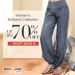 Banggood Plus Size Fashion Women