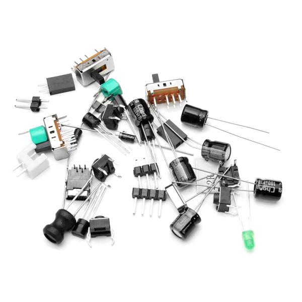 Original JYE Tech DSO138 DIY Digital Oscilloscope Kit