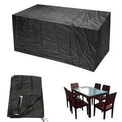 Waterproof Outdoor Chair Covers Australia Hook On Table High Furniture Cover Rectangular