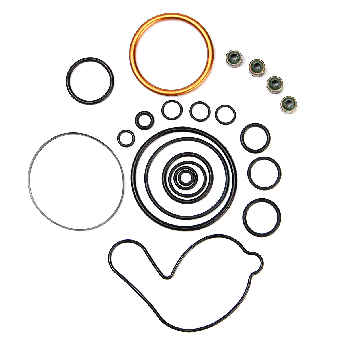 Original Cylinder Pad Engine Gasket For Yamaha YFZ450 2004