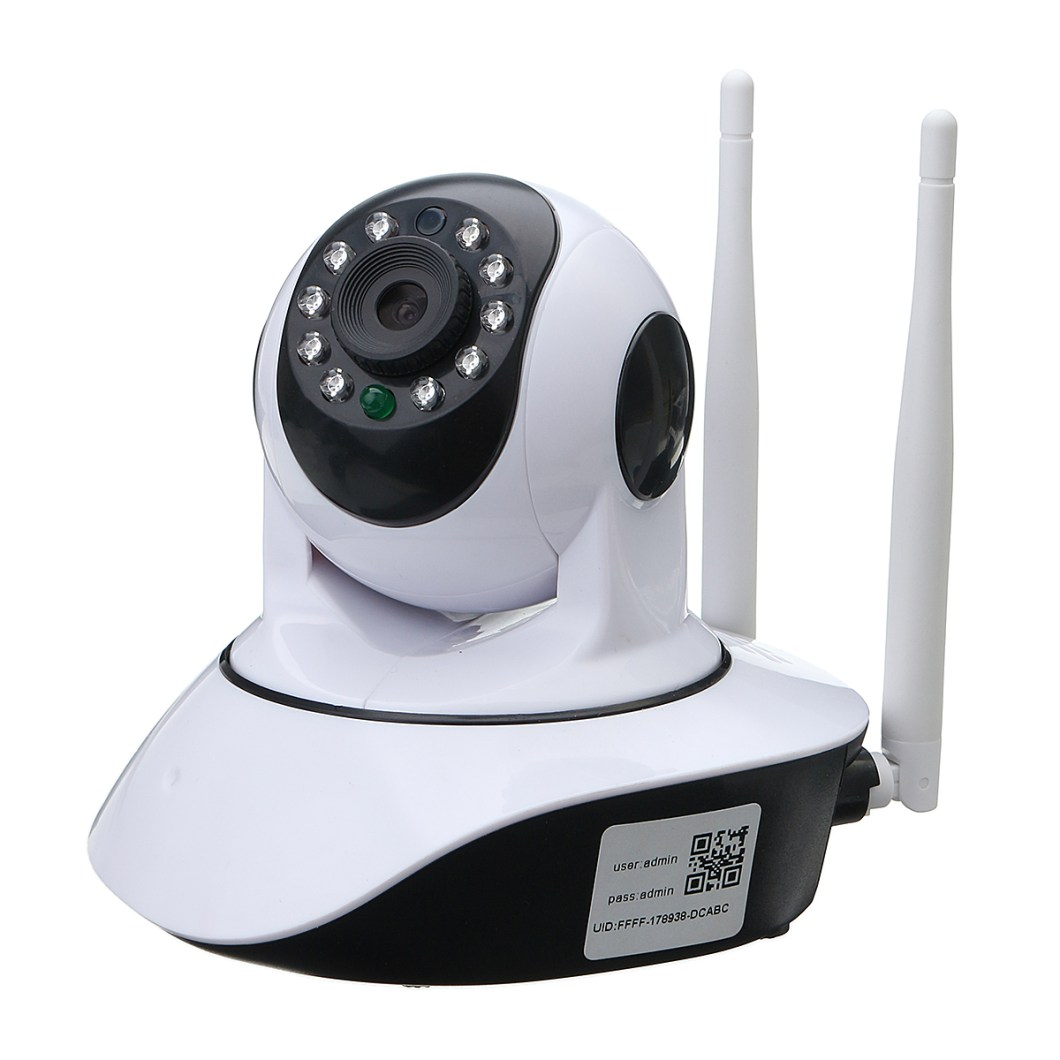 720P Wireless IP Camera Security Network CCTV Camera Pan Tilt Night Vision WIFI Webcam 14