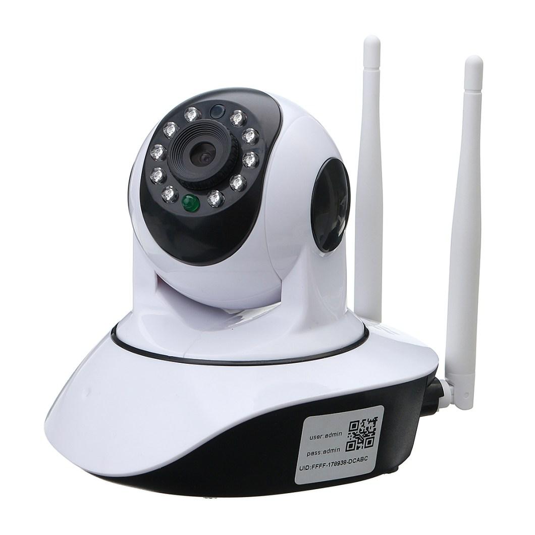 720P Wireless IP Camera Security Network CCTV Camera Pan Tilt Night Vision WIFI Webcam 14