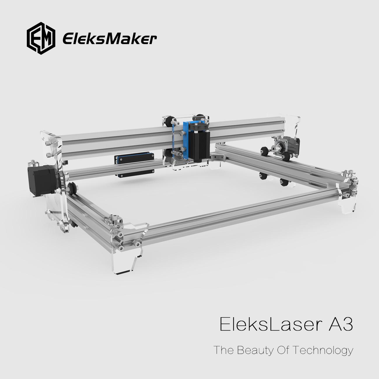EleksMaker® EleksLaser-A3 Pro 5500mW Laser Engraving