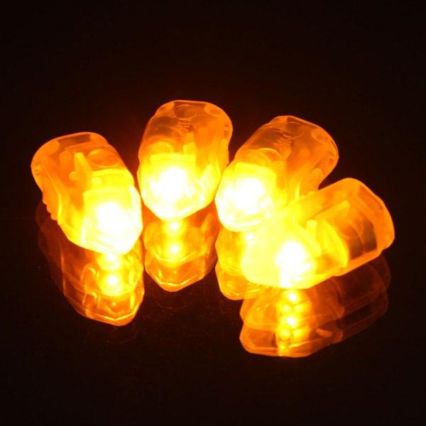 Wedding Paper Lanterns with LED Lights