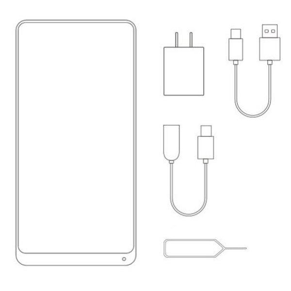 Xiaomi Mi MIX 2 Special Edition 5.99 inch 8GB RAM 128GB