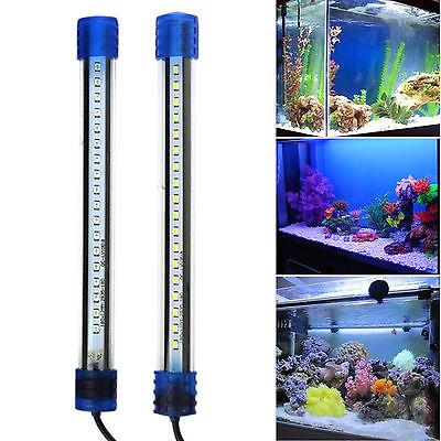 Aquarium Waterproof LED Light Bar Fish Tank Submersible Downlight 3W 30CM
