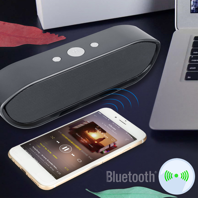 CY-01 Wireless Bluetooth Speaker 3D Stereo TF Card USB Play Outdoors Subwoofer for iPhone Xiaomi 38
