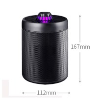 LOSKII LM707 USB POWERED SMART LED UV MOSQUITO KILLER TRAP