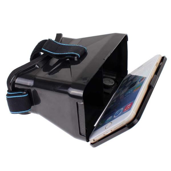 Image result for cardboard vr plastic