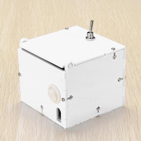 Mini Minimalist Useless Box Rapidly Response 14 Modes