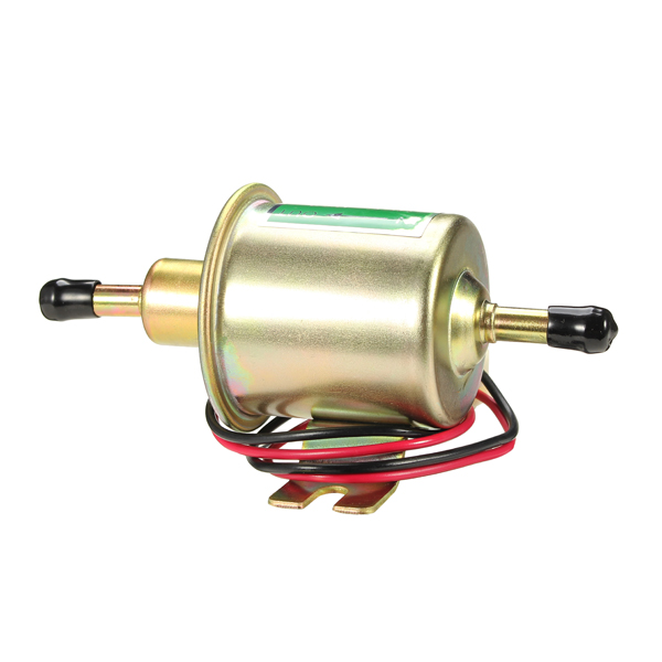 12v Universal Electric Fuel Pump Suitable For Diesel Petrol Engines