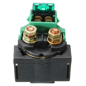 Replacement Starter Relay Solenoid For KAWASAKI BAYOU 220
