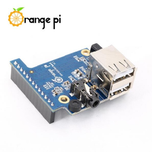 Orange Pi Zero Expansion Board Interface Board Development Board 6