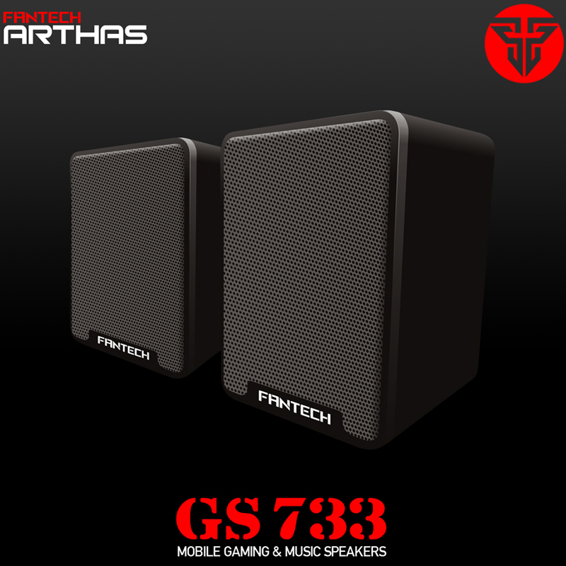 Fantech GS733 USB Wired Subwoofer Speaker Portable Sound Box 4