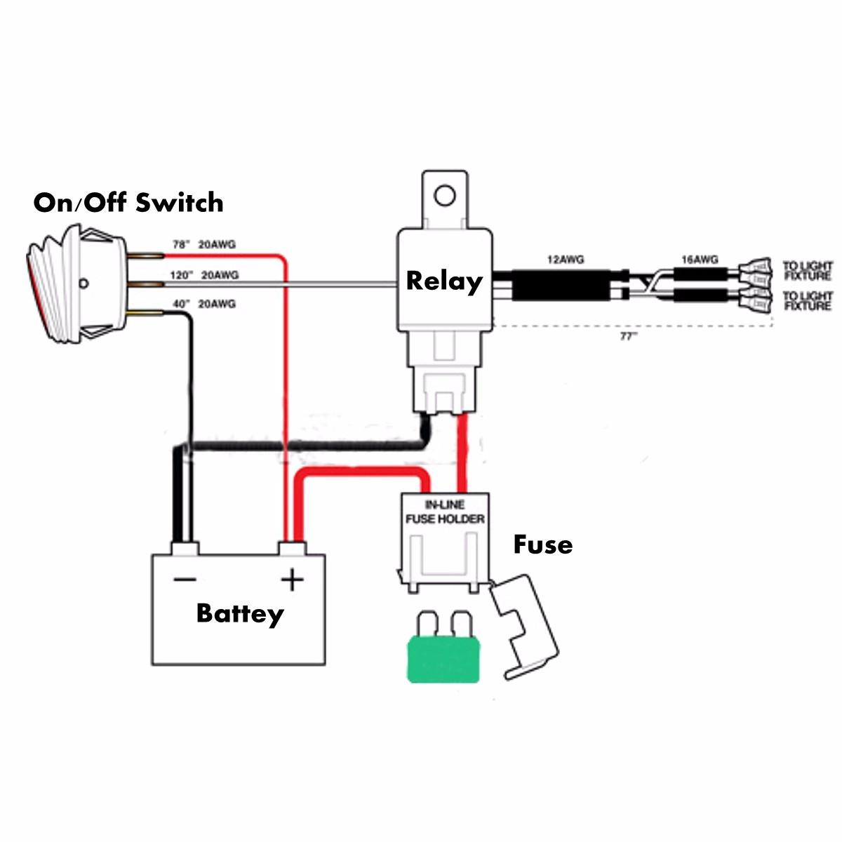 wiring a light bar on jeep