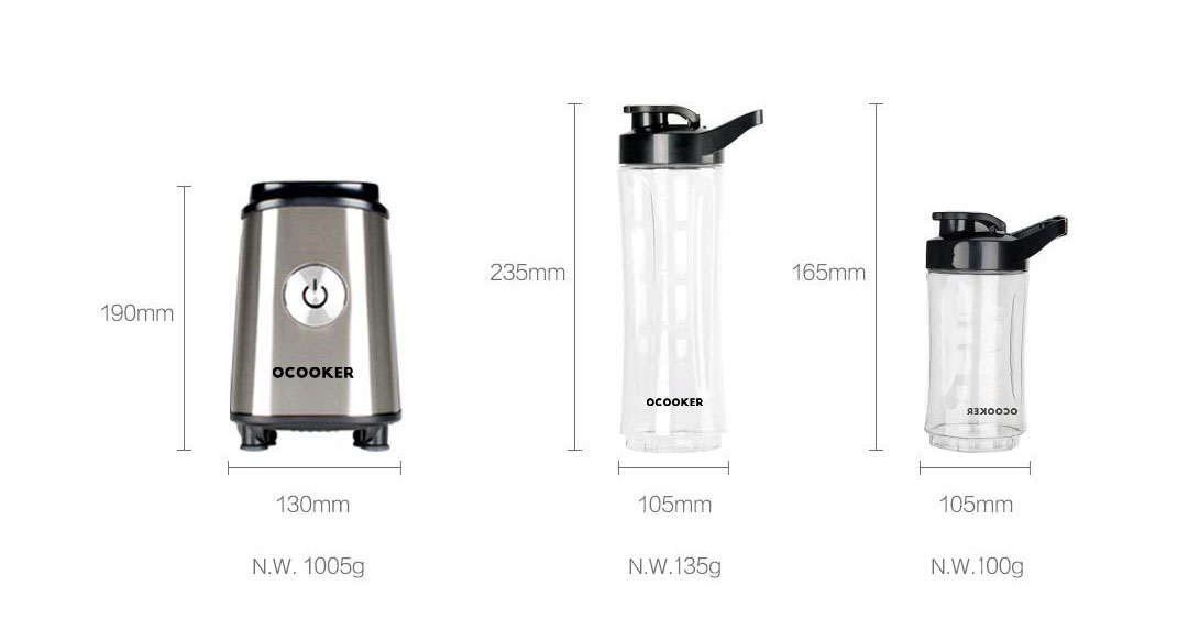 XIAOMI OCOOKER Electric Juice Extrac (end 3/19/2020 5:15 PM)