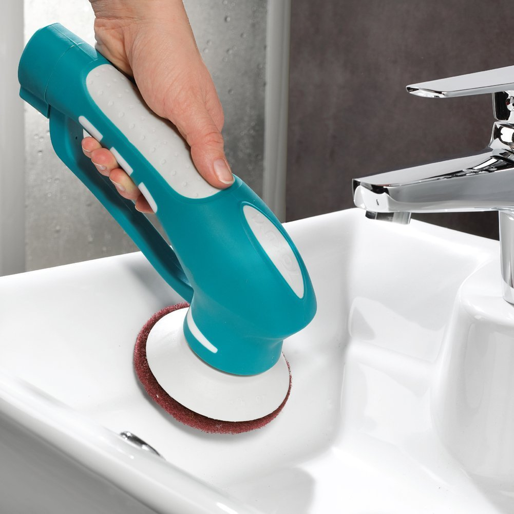 Loskii BC686 Cordless Scrubber Handheld Electrical