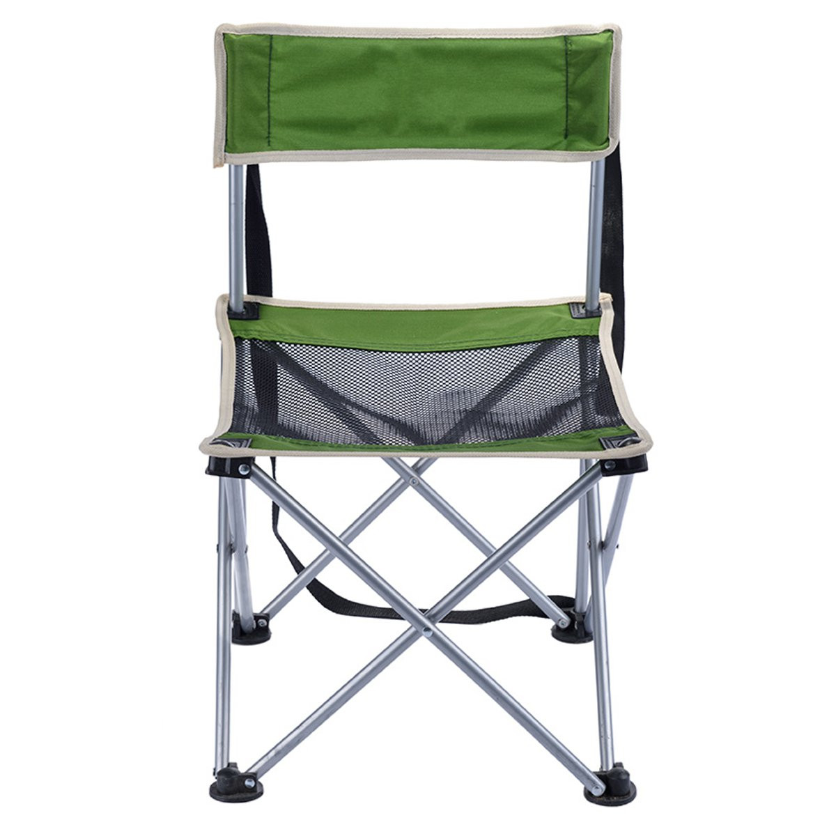 Foldable Chair Outdoor Camping Portable Folding Chair Lightweight Fishing