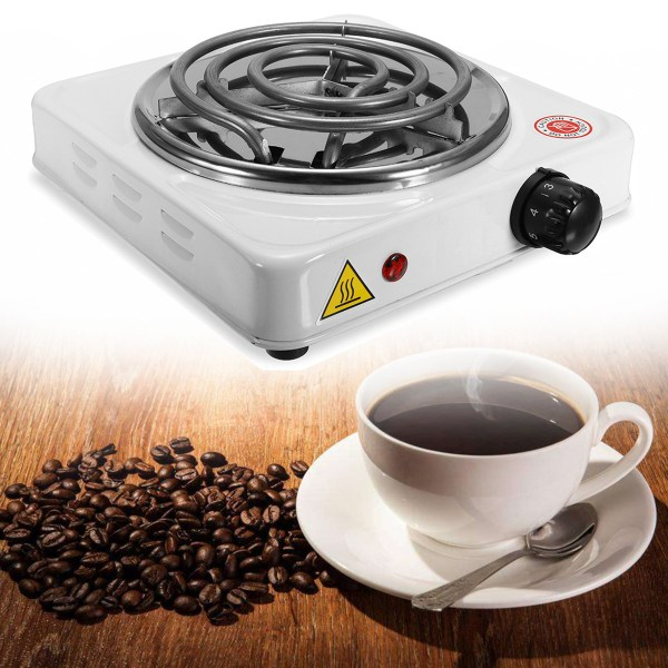 1000w Electric Stove Hot Plate Burner Travel Cooking Appliances Portable Warmer Tea Coffee