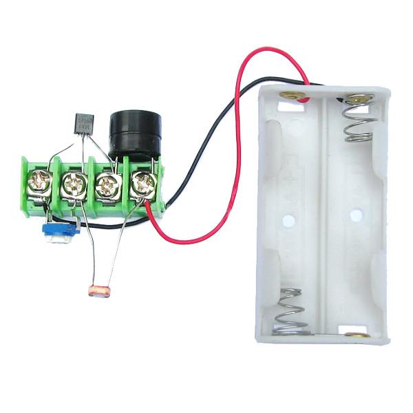 5Pcs DIY Infrared Laser Aiming Anti-theft Burglar Alarm Module Kit 20