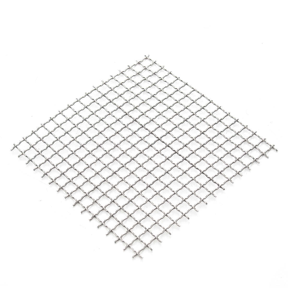 10x10cm Woven Wire 304 Stainless Steel Filtration Grill