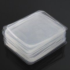 Outdoor Kitchen Canada Cabinets Fayetteville Nc 10pcs Transparent Silicone Gel Pad Antislip Multifunction ...