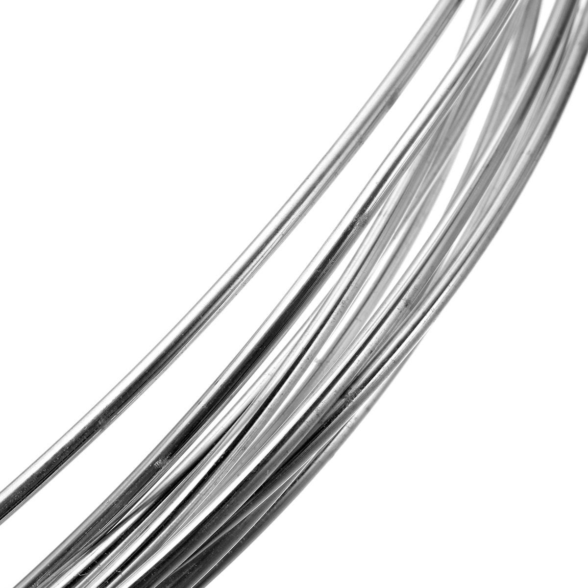 10pcs 2mmx100cm Hypothermia Low Temperature Aluminium