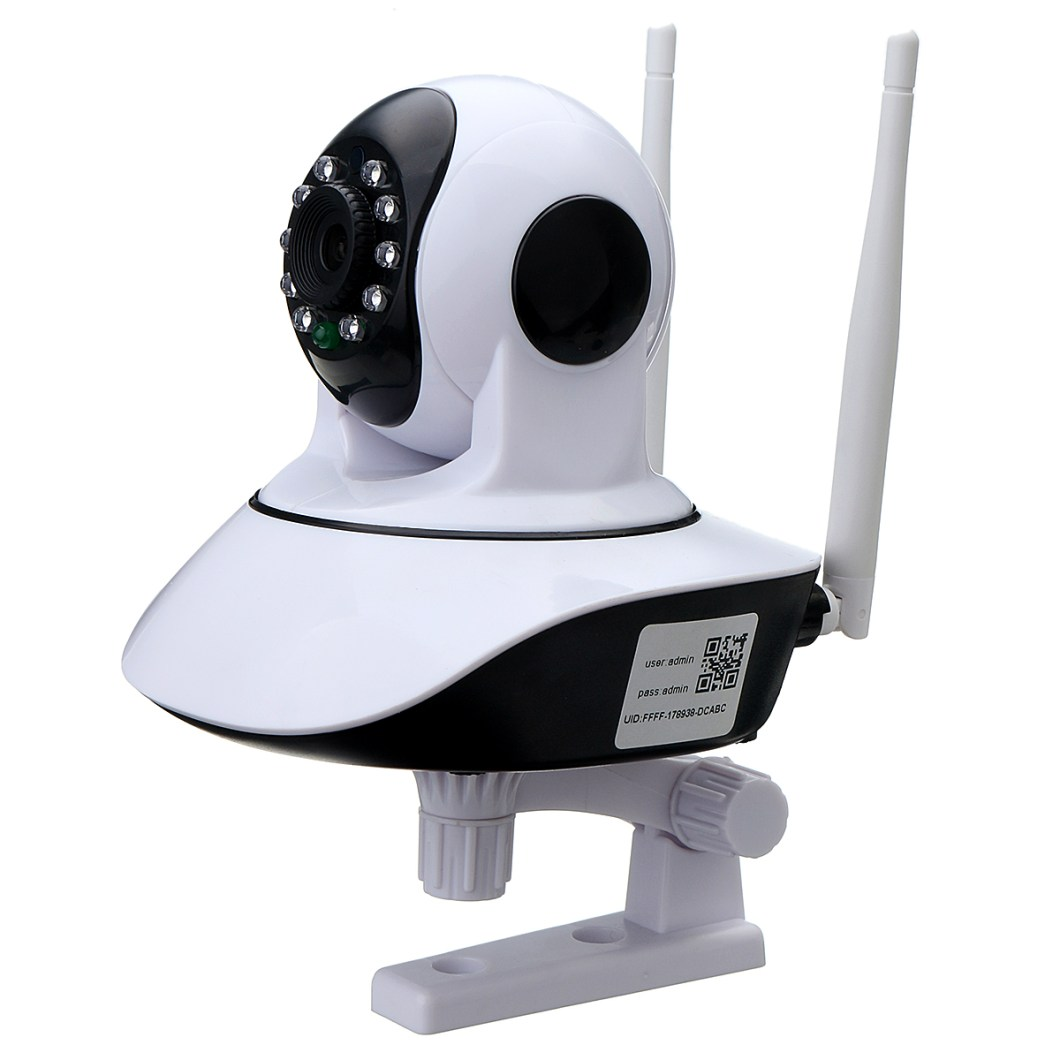 720P Wireless IP Camera Security Network CCTV Camera Pan Tilt Night Vision WIFI Webcam 17