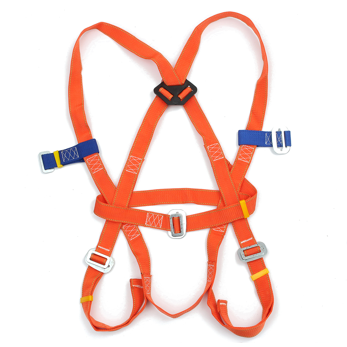 Outdoor Full Body Climbing Safety Belt Rescue Rappelling