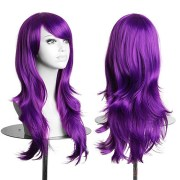 70cm womens long anime wigs cosplay