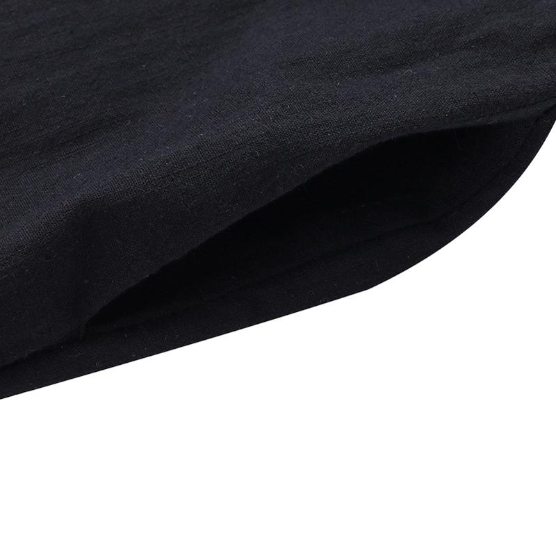 Women Long Sleeve Button Down Casual Asymmetric Shirt Dresses