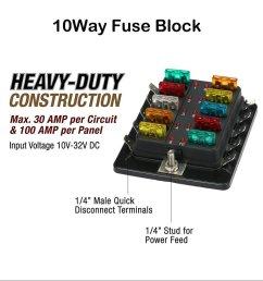 1 x fuse box holder [ 1001 x 1001 Pixel ]