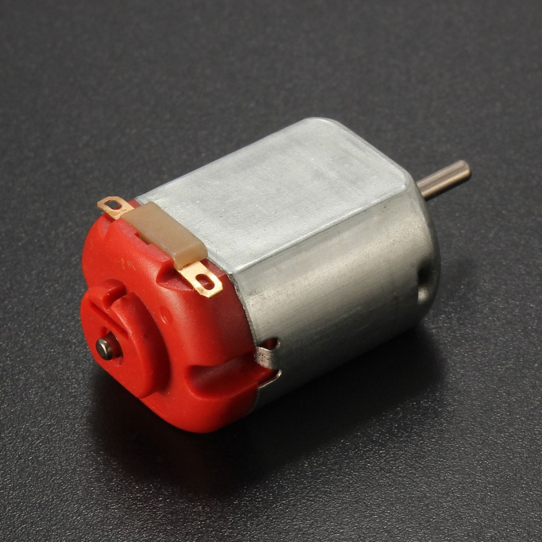 10PCS R130 Motor Type 130 Hobby Micro Motors 8000 RPM 3-6V DC 0.35-0.4A 26