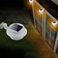 Other Outdoor Lighting - Solar Powered LED Fence Light ...