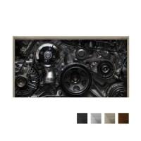 Wall Decals - Mechanical Gear PAG STICKER 3D Desk Sticker ...