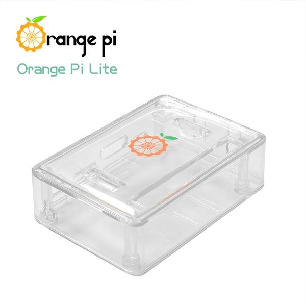ABS Transparent Protective Case For Orange Pi Lite 8
