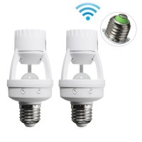 E27 Infrared PIR Motion Sensor Light Bulb Switch Holder ...