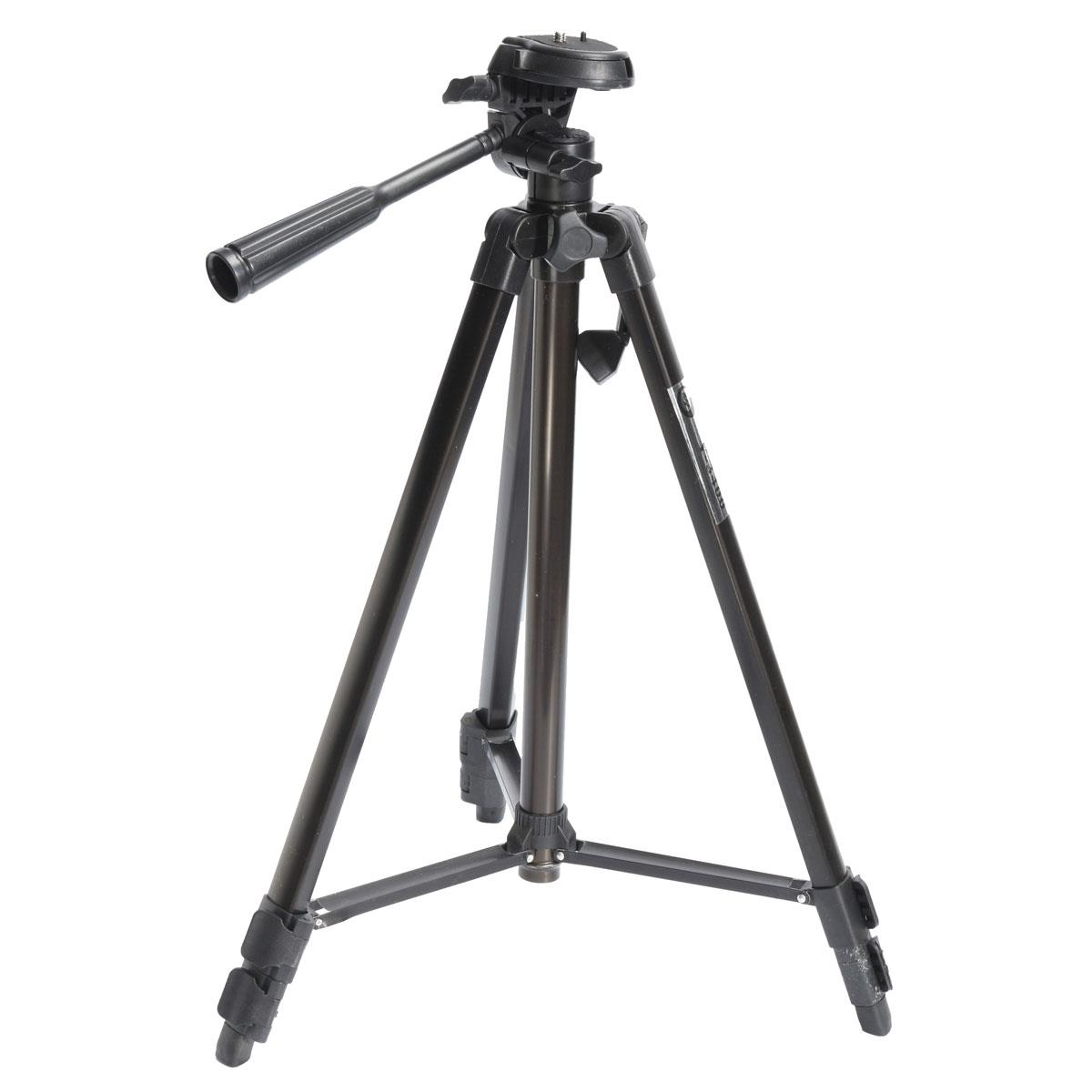 ZHUOYUE 3400 Portable 54 Inch Tripod Stand With 360 Degree
