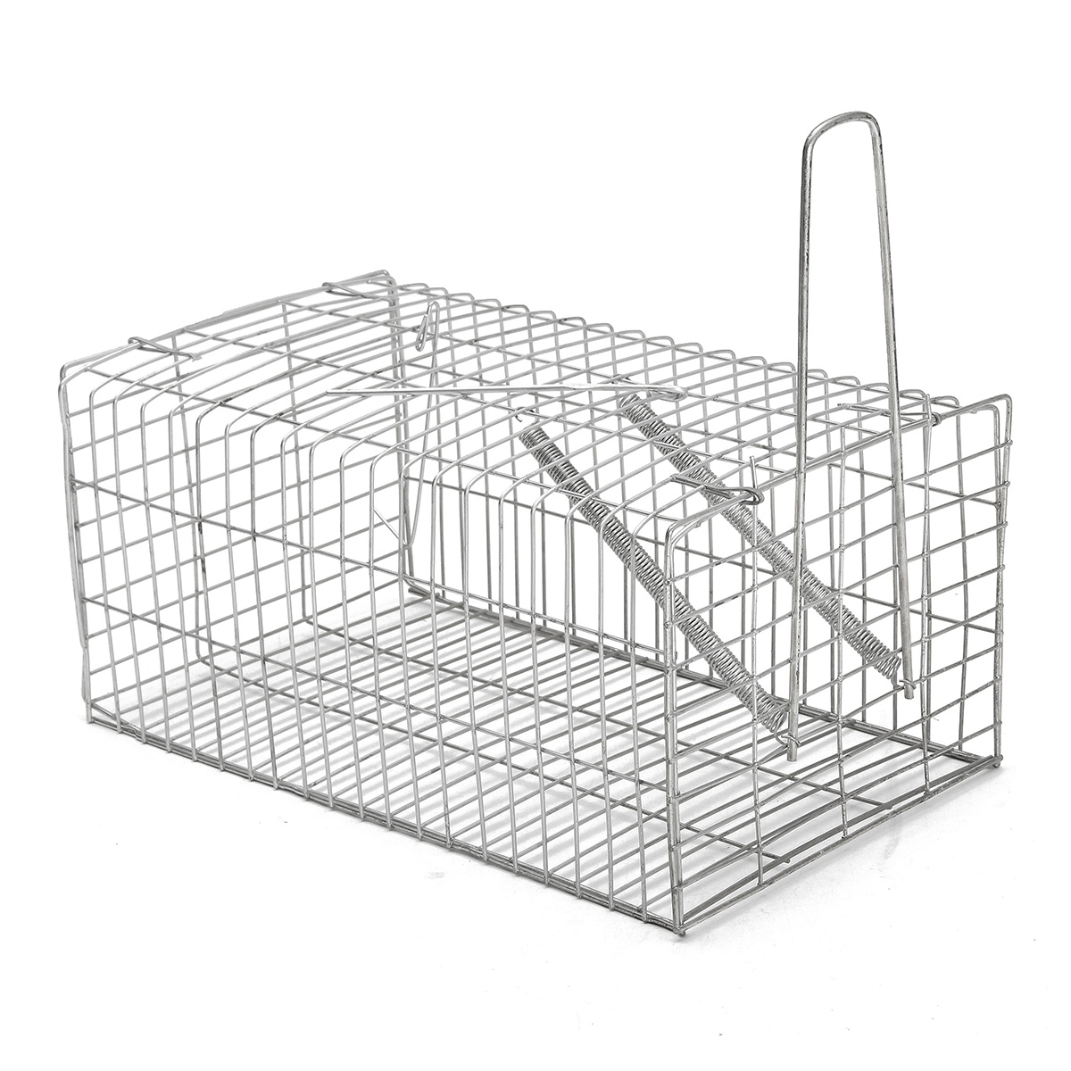 Rat Trap Cage Animal Pest Rodent Mice Mouse Control Live