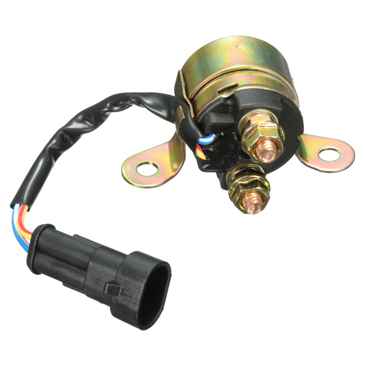 yamaha atv starter solenoid wiring diagram boat battery disconnect switch relay start for polaris rzr 800 efi